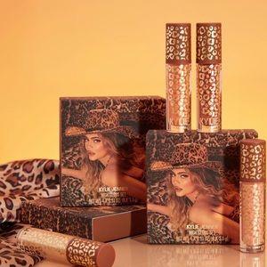 🤎New Kylie Cosmetics 4Pc. High Gloss Lip Bundle🤎